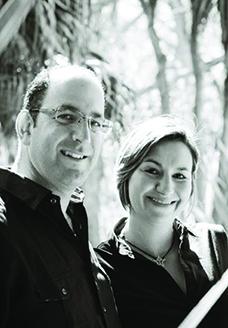 Richard and Tarryn Epstein